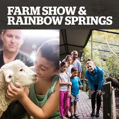 Farm Show & Rainbow Springs