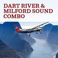 Dart River Milford Sound Combo